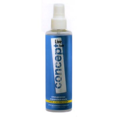 Concept-volume-active-spray-for-hair
