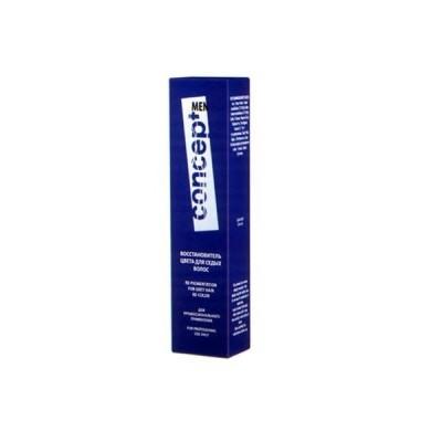 Восстановление цвета седых волос